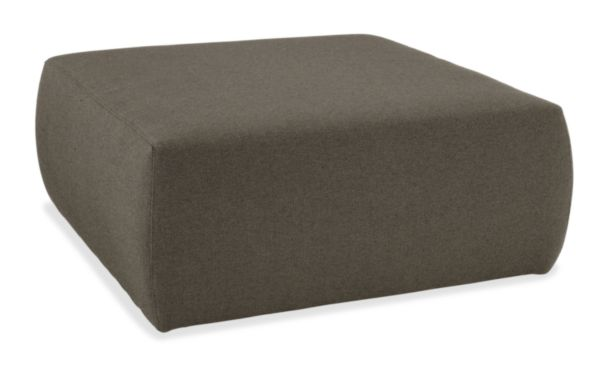 Lind Custom 36w 36d 16h Square Ottoman