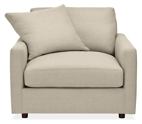 Linger Custom Chair