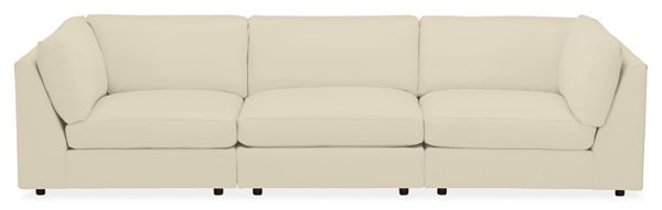 Linger Leather Modular Sectionals