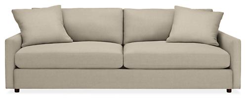 "Linger Custom 91"" Sofa"