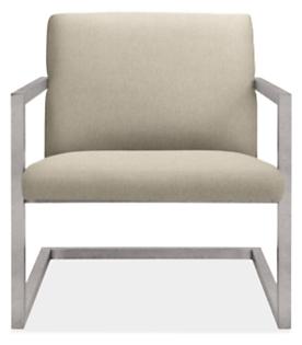 Lira Custom Lounge Chair