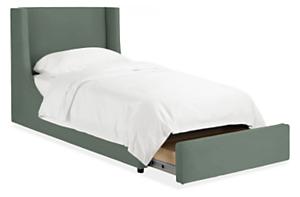 Marlo Twin Storage Bed