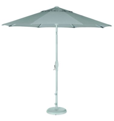 Oahu 9' Round Patio Umbrella with Base