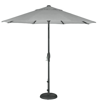 Oahu 9 Round Patio Umbrella With Base