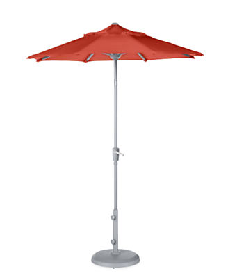 Maui 6' Round Patio Umbrella with Base