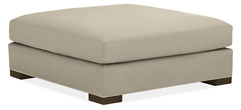 Mayer Custom 43w 43d 18H Square Ottoman