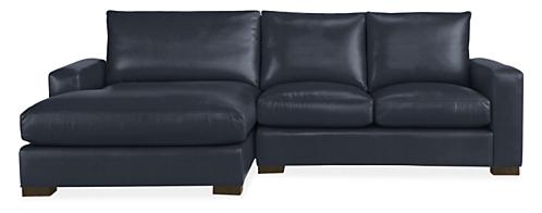 "Metro 94"" Sofa with Left-Arm Chaise"