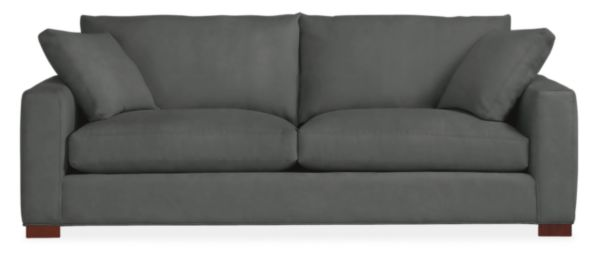 "Metro Custom 88"" Two-Cushion Sofa"