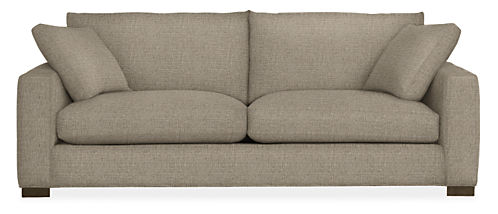 "Metro 88"" Two-Cushion Sofa"