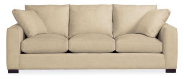 "Metro Custom 88"" Three-Cushion Guest Select Queen Sleeper Sofa"