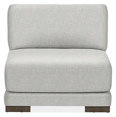 Mira Armless Chair