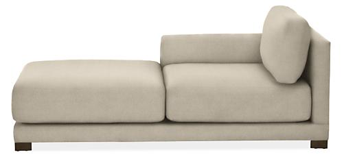 Mira Custom Left-Arm Chaise