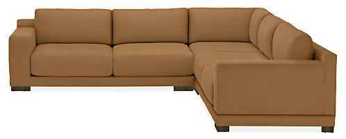 "Mira 109x109"" Three-Piece Sectional"