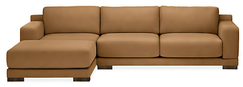 "Mira 114"" Sofa with Left-Arm Chaise"