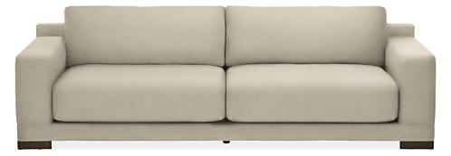 "Mira Custom 100"" Sofa"