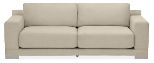 "Mira Custom 86"" Sofa"