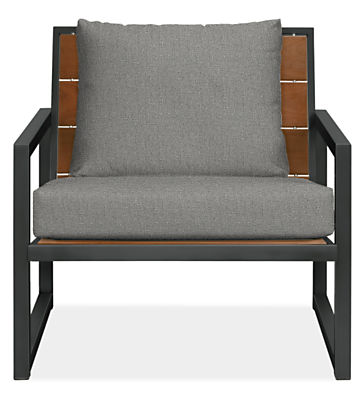 "Montego 32"" Lounge Chair with Cushions"