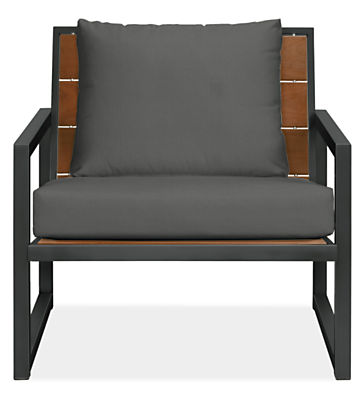 """Montego 32"""" Lounge Chair with Cushions"""