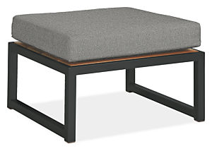 Montego 29w 25d 13h Ottoman with Cushion
