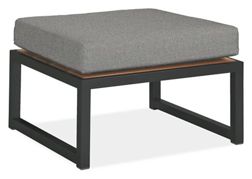Montego 29w 25d 13h Ottoman with Cushion