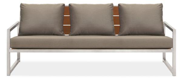 "Montego Cushions for 80"" Sofa"