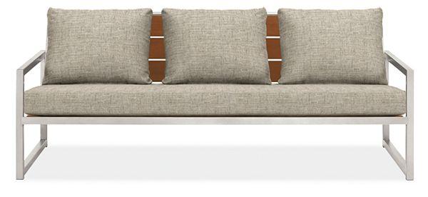 Montego Sofa Cushions Modern Outdoor