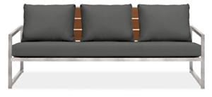 "Montego 80"" Sofa with Cushions"
