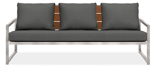 "Montego 80"" Sofa with Cushions"