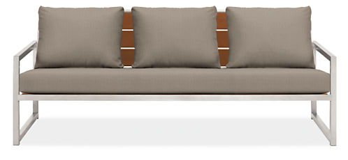 "Montego Cushions for 80"" Sofa"