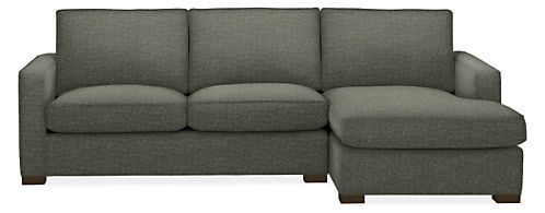 "Morrison 108"" Sofa with Right-Arm Chaise"