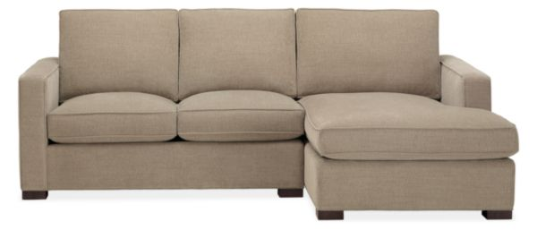 """Morrison 98"""" Sofa with Left-Arm Chaise"""