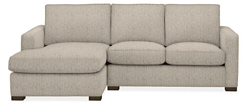 "Morrison 98"" Sofa with Left-Arm Chaise"