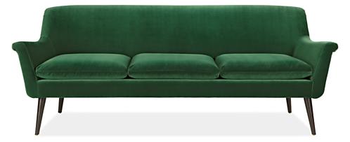 """Murphy Custom 81"""" Sofa"""