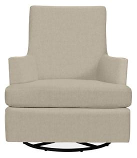 Nadine Custom Swivel Glider Chair