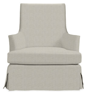 Nadine Slipcover for Chair & Swivel Glider