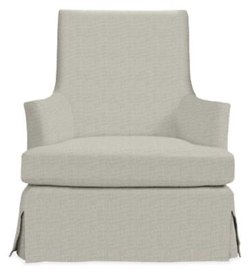 Nadine Slipcover for Chair & Swivel Glider