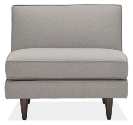 Naomi Armless Chair