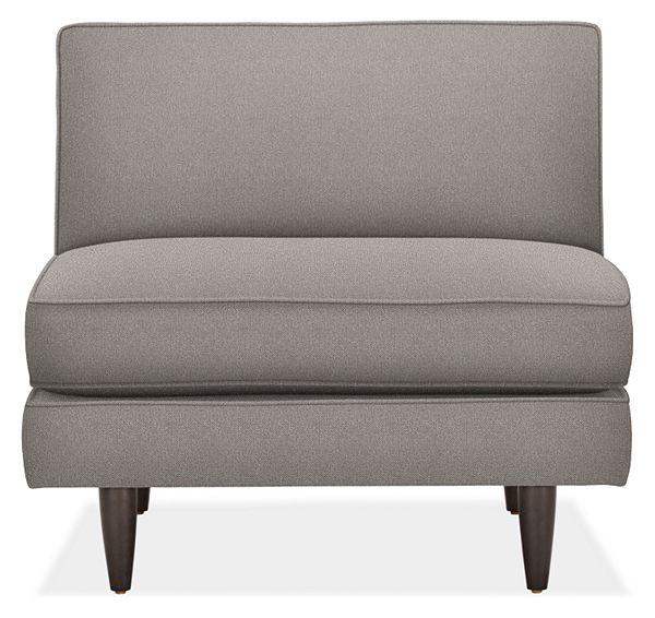 Strange Naomi Armless Chair Andrewgaddart Wooden Chair Designs For Living Room Andrewgaddartcom