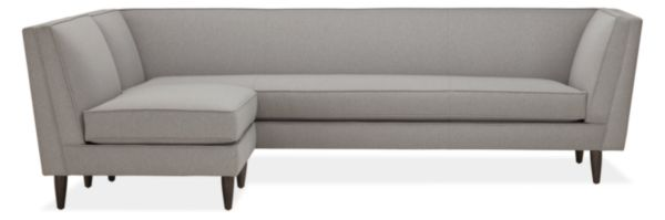 "Naomi 98x65"" Two-Piece Sectional"