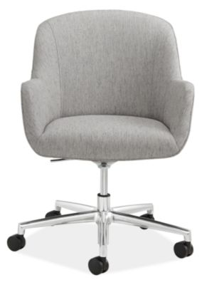 nico office chair - modern office chairs & task chairs - modern