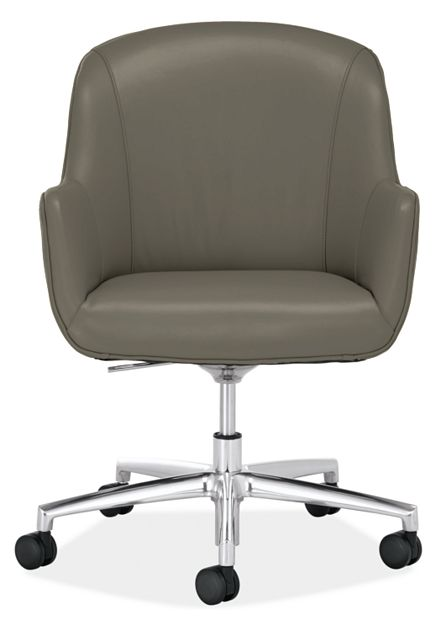 Nico Leather Office Chair