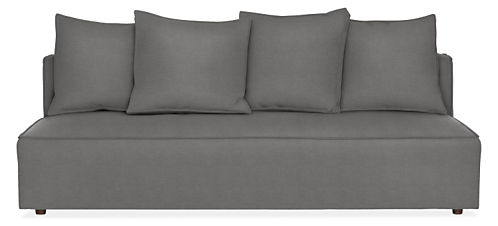 Oasis Armless Sofas - Modern Outdoor Sofas & Sectionals - Modern ...