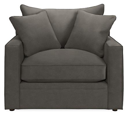 Orson Chair & Ottoman - Modern Accent & Lounge Chairs - Modern ...