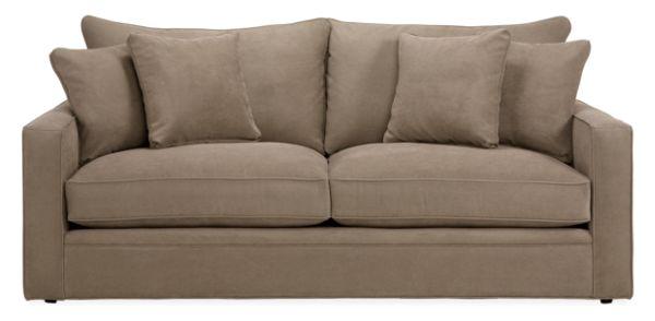 "Orson Custom 86"" Guest Select Queen Sleeper Sofa"