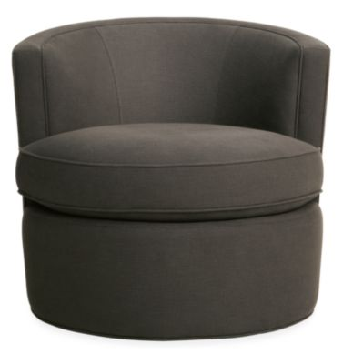 Otis Custom Swivel Chair
