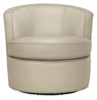 Otis Custom Swivel Chair
