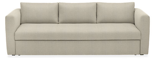 "Oxford 91"" Pop-Up Platform Queen Sleeper Sofa"