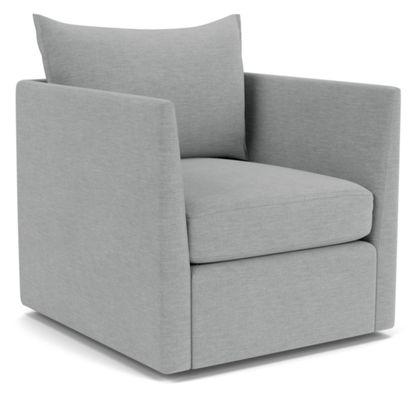 Palm Swivel Chair