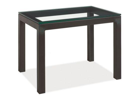 Parsons 30w 20d 20h End Table