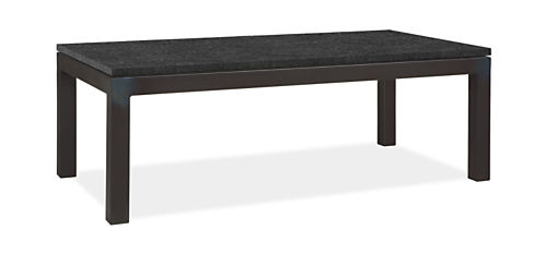 Parsons 48w 24d 16h Coffee Table